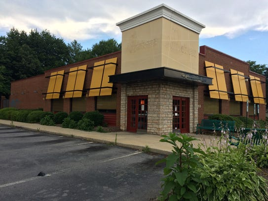 The former Applebee's on Hendersonville Road in South