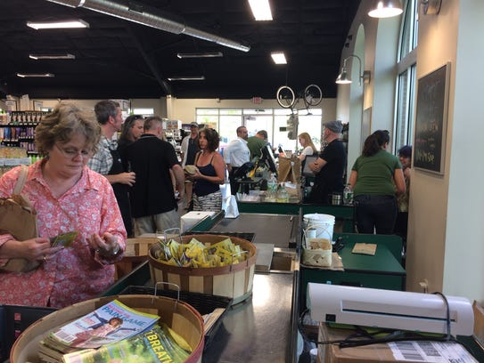 Grubb's Grocery celebrates two years of business June