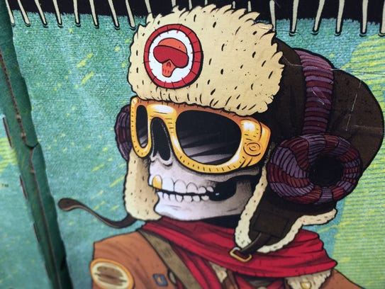 The New Belgium Voodoo Ranger brand is supposed to