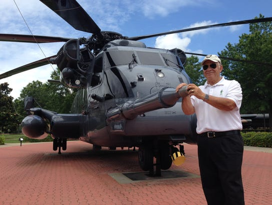 Col. Joe Panza was recently interviewed by a Hollywood