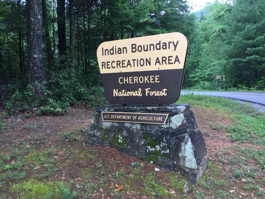 Indian Boundary Recreation Area has one of the best
