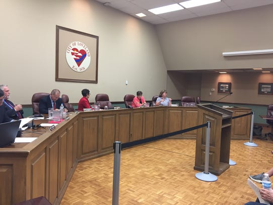 The stage is set for an active election season in Loveland
