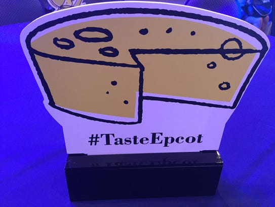 If you go to the 2017 Epcot International Food and