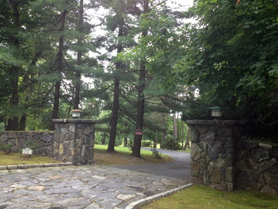 A 16-acre property at 1300 Albany Post Road in Croton-on-Hudson