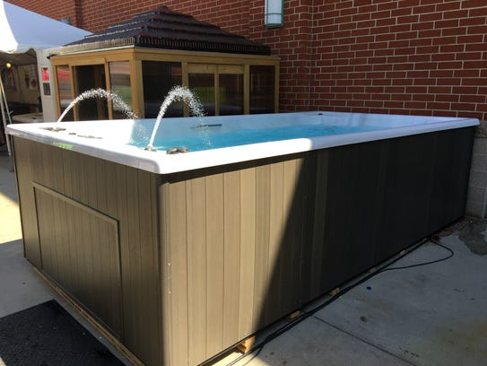 Take the plunge and buy that hot tub you've always