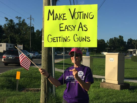 The League of Women Voters is a consistent opponent