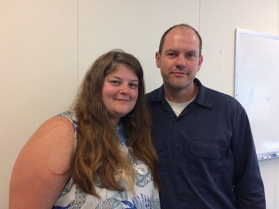 Jill and Paul Bryant of Appleton.