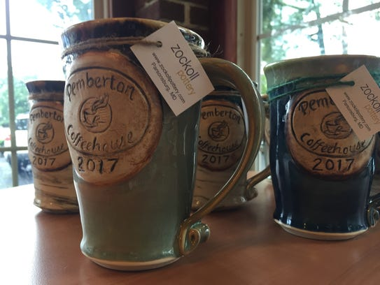 Limited edition Pemberton Coffeehouse mugs are for