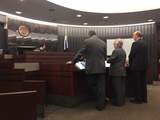 Macomb County Circuit Court Judge Kathryn Viviano talks