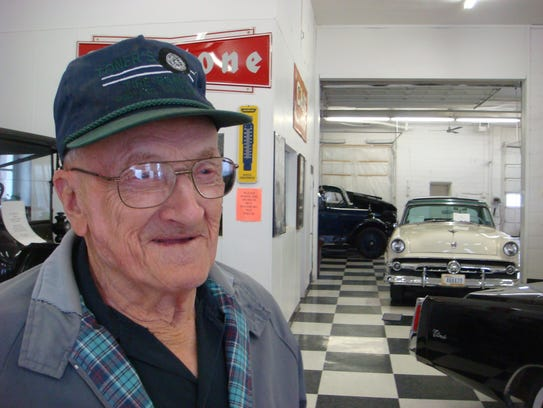 Born and raised in Rudyard, Cliff Ulmen was the town's