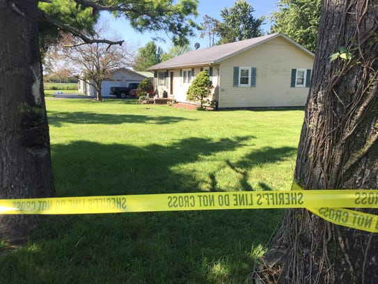 Patrick Elliott admitted he shot and killed his wife, Donita Elliott, early Aug. 8 inside their house on County Road 500 South. Deputies arrested Patrick Elliott Aug. 14 on a charge of murder.