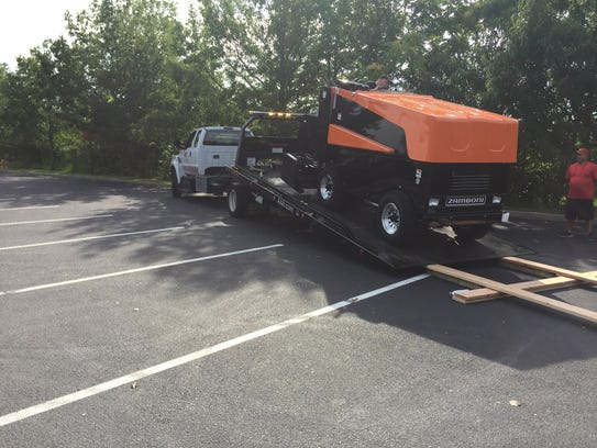 AAA South Jersey helped the Flyers Skate Zone get two