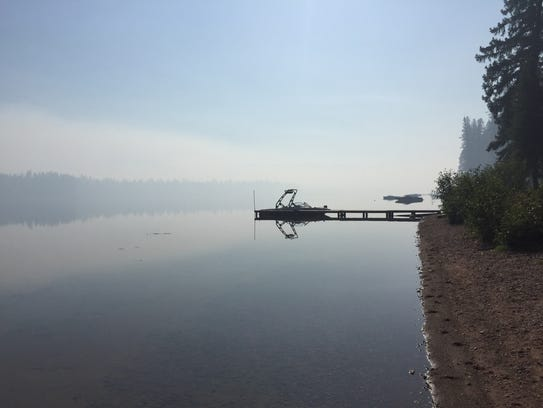 Seeley Lake waters are once again open to boating and