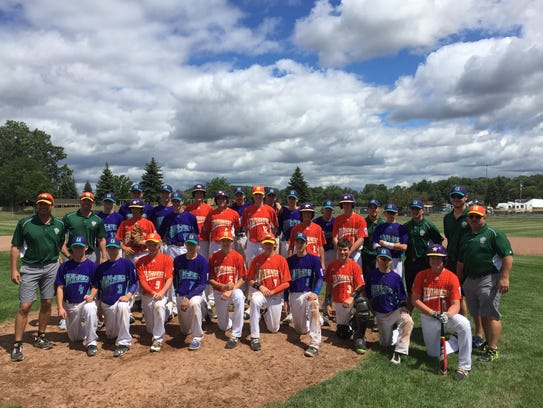 Members of the Wylie Junior League-All Stars (Southwest)