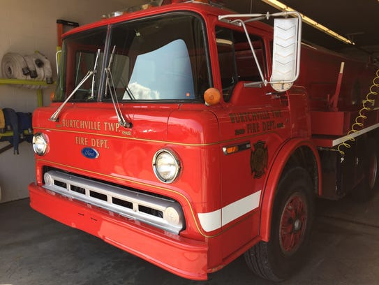 The Burtchville Township Fire Department will use a