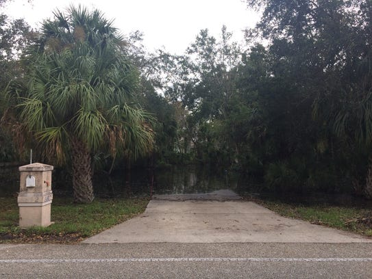 Homes on Windover Way in Titusville are still experiencing