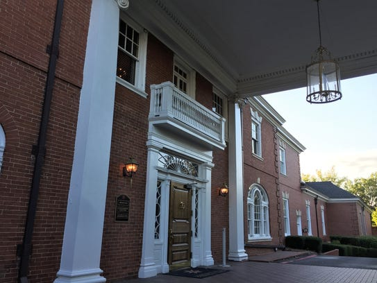 Poinsett Club updates and expansion: one of Triangle
