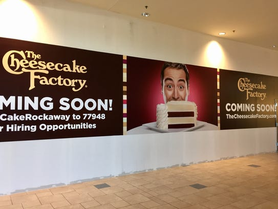 The Cheesecake Factory will open at the Rockaway Townsquare