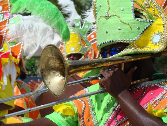 The 20th annual Bahamian Festival is Saturday at New