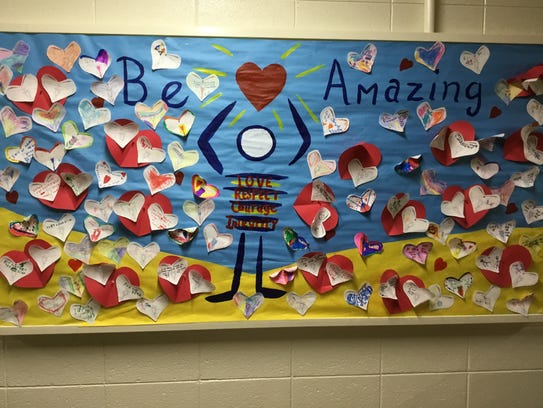 Hatley Elementary School students are working to be