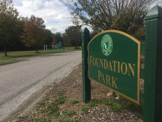 Foundation Park is regarded as the city's largest,