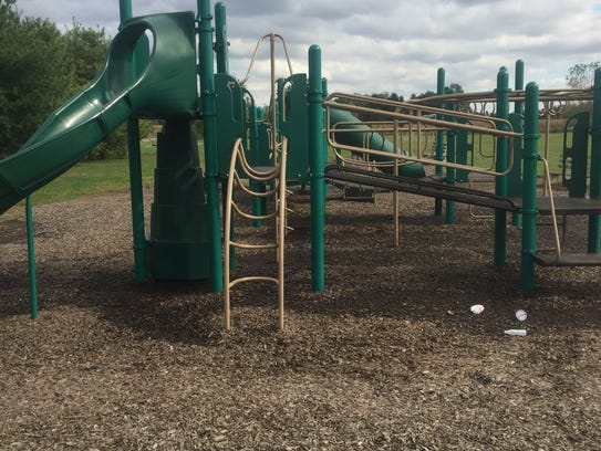 """Another park viewed as underutilized"""" is Freedom Park,"""