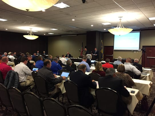 The OSAA Delegate Assembly meets Monday.