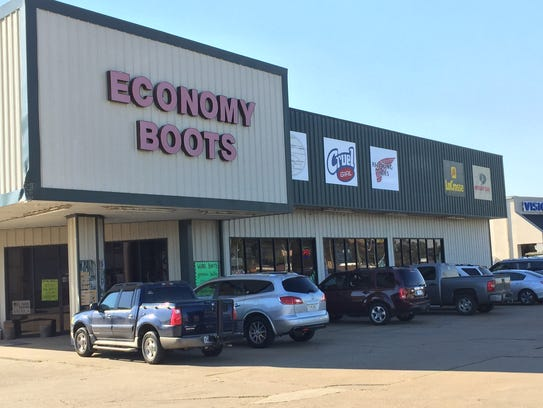 Economy Boots is closing after more than 50 years in