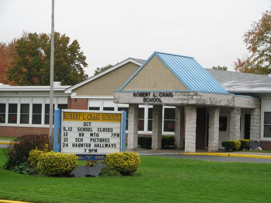Robert L. Craig School in Moonachie