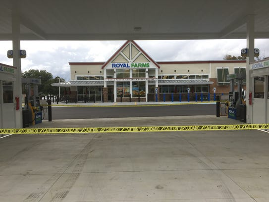 Royal Farms opened its first New Jersey store in Magnolia