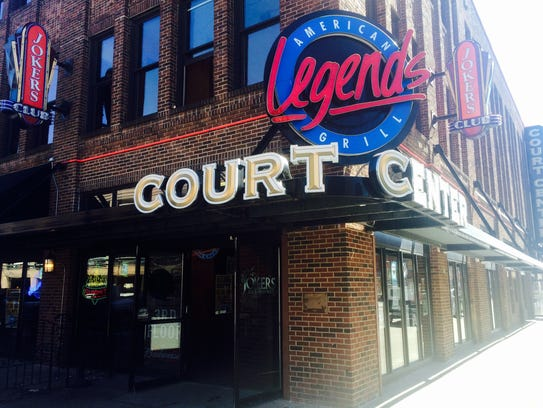 Legends American Grill in downtown Des Moines closed in early November and has reopened as The District, a late-night restaurant and bar in that location.