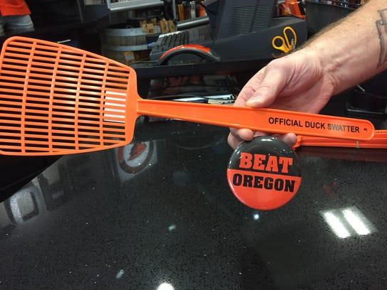 Official Duck Swatter
