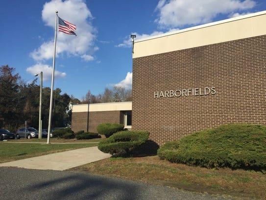 Atlantic County's Harborfields Juvenile Detention Facility in Egg Harbor City.