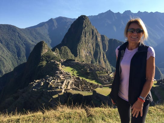 For my second trip to Machu Picchu, in the summer of