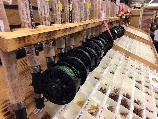 Beginner to intermediate fly fishers can get a set