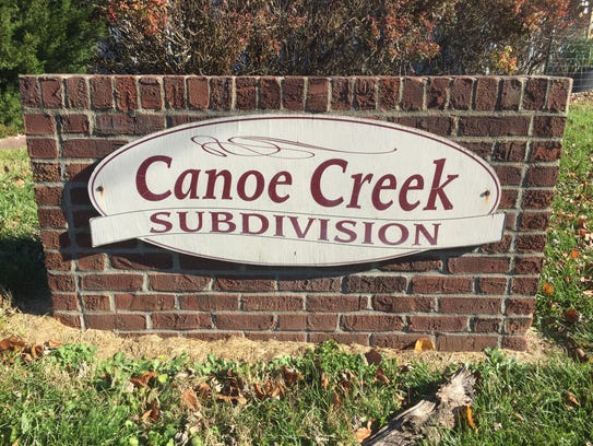 Canoe Creek subdivision is getting an expansion, and