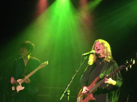 Burlington band Julia Caesar, shown performing last