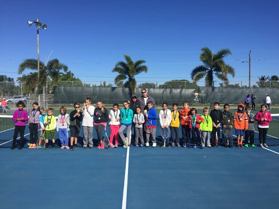Lisa Zuk has transformed tennis at the Cape Coral Yacht