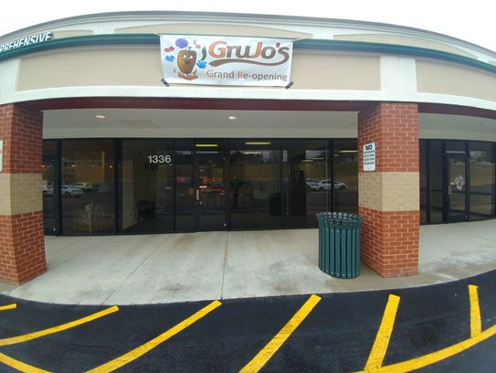 GruJo's German Restaurant, 1336 E. Emory Road in Powell, has closed.