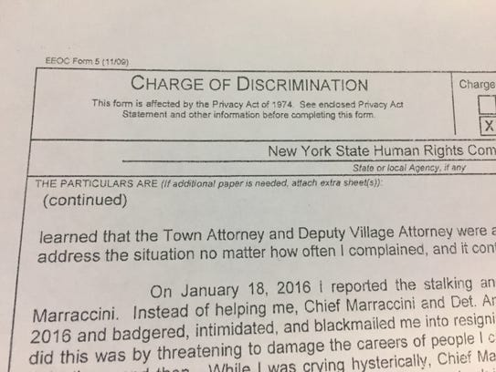 An equal employment opportunity commission complaint