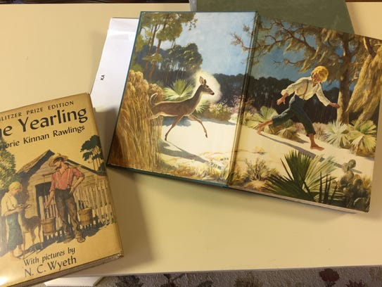 """The Yearling"" was published in 1939. Brady Vogt has"