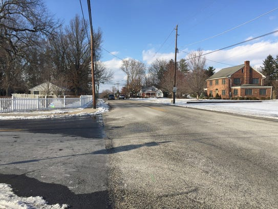 York Street and Wilhelm Avenue at Cornwall Road will