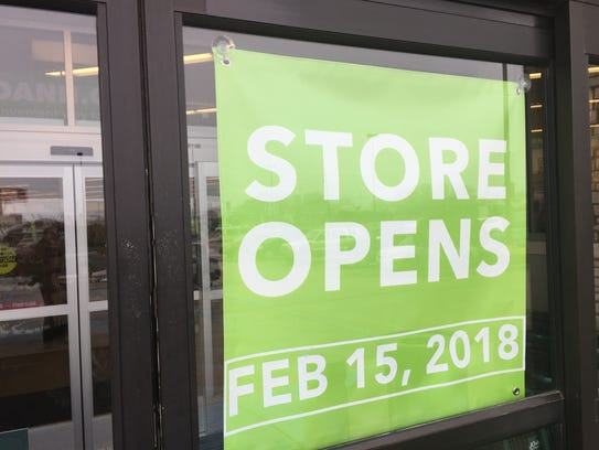 Joann Fabric and Crafts will open Thursday on Youree