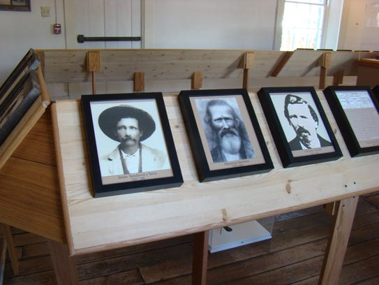 Early Lincoln, N.M., law enforcement presence included