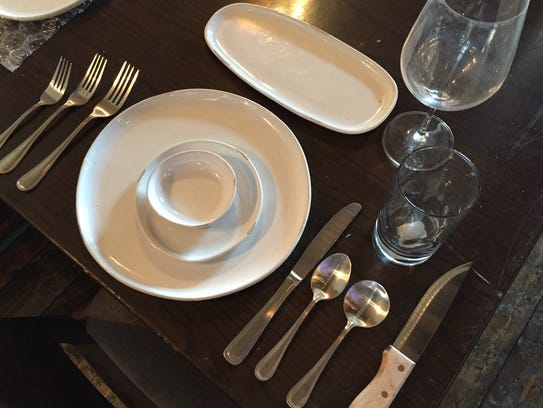 Rustic and fancy describe the feel at Geraldine's Supper