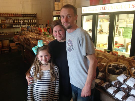 JB's Corner Market is owned and run by the family team