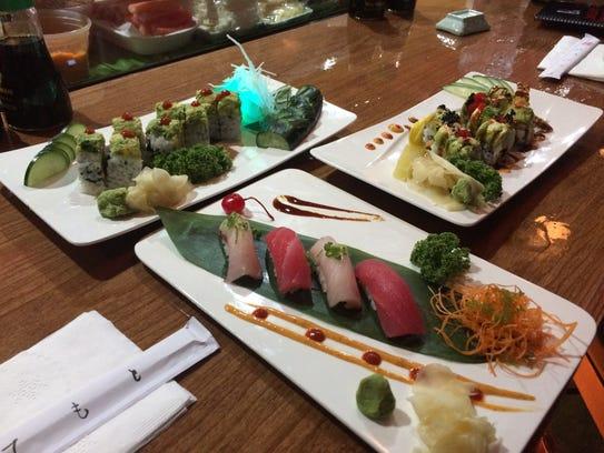 According to Umi Sushi and Steak House's Cynthia Li,