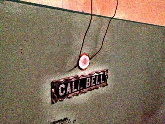 A call button summoned women from cribs at 317 Central