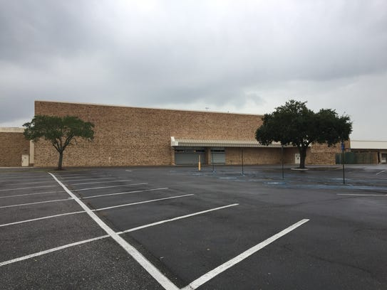 The Sears at the Acadiana Mall closed in 2017.