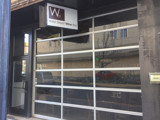 West Street Wine Bar, for a decade an anchor of downtown